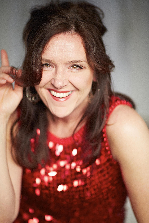 Yvonne Skattberg Red glitter
